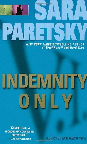 Indemnity Only   1982 edition cover