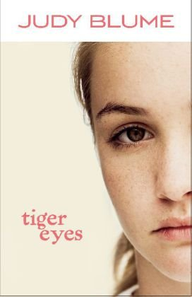 Tiger Eyes   1981 edition cover