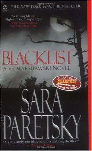 Blacklist  N/A edition cover