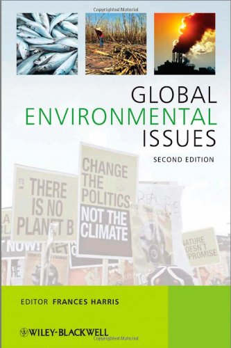 Global Environmental Issues  2nd 2012 edition cover