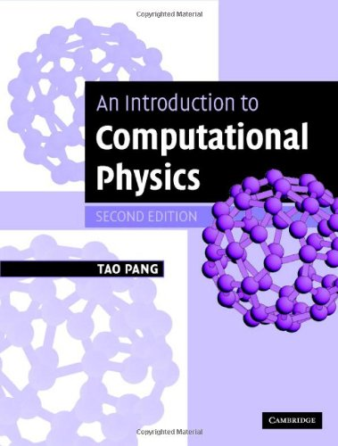Introduction to Computational Physics  2nd 2005 (Revised) 9780521825696 Front Cover