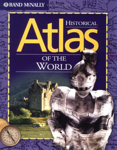 Atlas Historical World Atlas 1st 1998 (Revised) edition cover