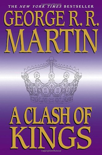 Clash of Kings  N/A 9780553381696 Front Cover