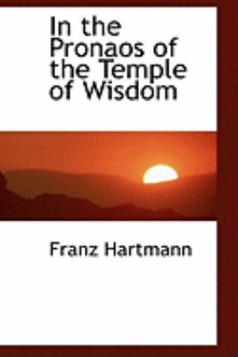In the Pronaos of the Temple of Wisdom:   2009 edition cover