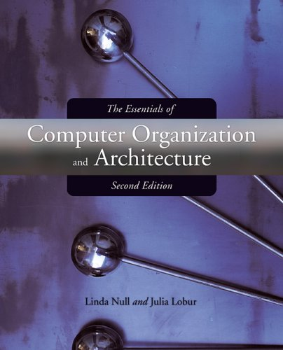 Essentials of Computer Organization and Architecture  2nd 2006 (Revised) edition cover