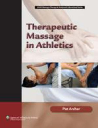 Therapeutic Massage in Athletics   2007 edition cover