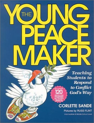 Young Peacemaker 2nd (Reprint) 9780966378696 Front Cover
