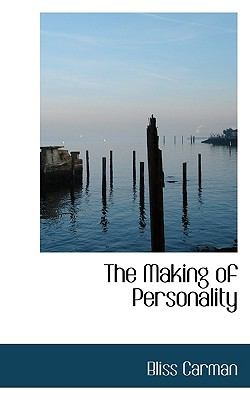 Making of Personality N/A 9781115317696 Front Cover