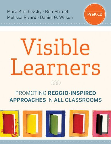 Visible Learners Promoting Reggio-Inspired Approaches in All Schools  2013 edition cover