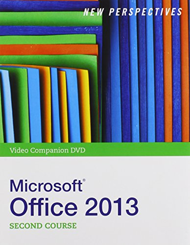 Video Companion for Shaffer/Carey/Ageloff/Zimmerman/Zimmerman's New Perspectives on Microsoft Office 2013   2014 9781285173696 Front Cover