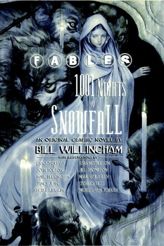 Fables: 1001 Nights of Snowfall   2006 9781401203696 Front Cover