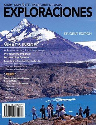 Exploraciones   2012 edition cover