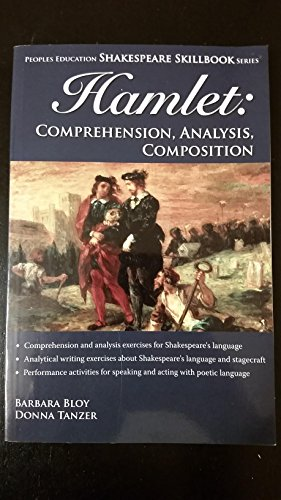 HAMLET:COMPREHENSION,ANALYSIS,COMP. N/A edition cover