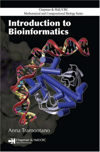 Introduction to Bioinformatics   2006 edition cover