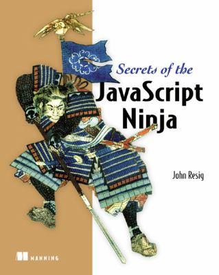 Secrets of the JavaScript Ninja   2009 edition cover