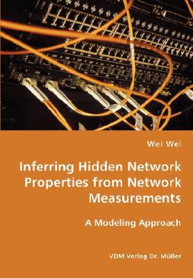 Inferring Hidden Network Properties from Network Measurements N/A 9783836429696 Front Cover