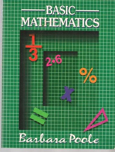 Basic Mathematics   1994 9780133425697 Front Cover