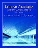 Linear Algebra and Its Applications + New Mymathlab With Pearson Etext Access Card:   2015 9780134022697 Front Cover