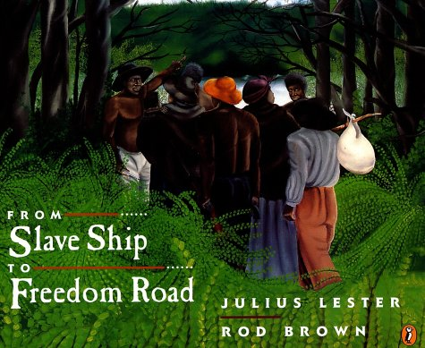From Slave Ship to Freedom Road   2000 edition cover