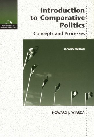 Introduction to Comparative Politics Concepts and Processes 2nd 2000 (Revised) edition cover