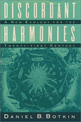 Discordant Harmonies A New Ecology for the Twenty-First Century N/A edition cover
