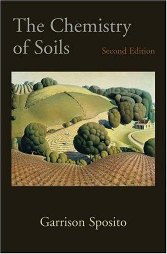 Chemistry of Soils  2nd 2008 edition cover
