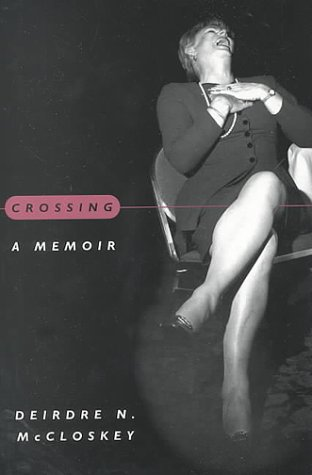 Crossing A Memoir  2000 edition cover