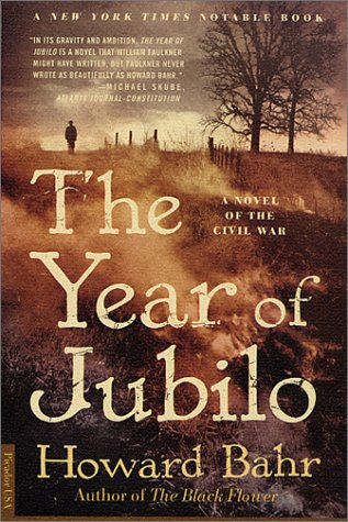 Year of Jubilo A Novel of the Civil War  2001 (Revised) 9780312280697 Front Cover