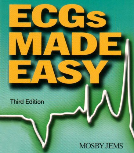 ECGs Made Easy - Book and Pocket Reference Package  3rd 2006 (Revised) 9780323039697 Front Cover