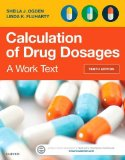 Calculation of Drug Dosages A Work Text 10th edition cover