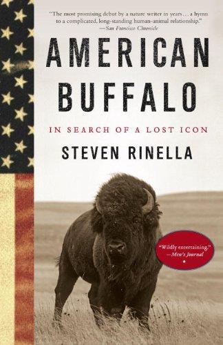 American Buffalo In Search of a Lost Icon  2009 edition cover