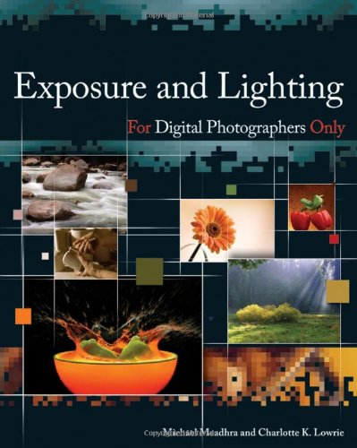 Exposure and Lighting for Digital Photographers Only   2007 edition cover