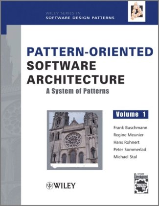 Pattern-Oriented Software Architecture A System of Patterns  1995 edition cover