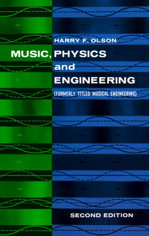 Music, Physics and Engineering  N/A edition cover