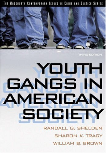 Youth Gangs in American Society  3rd 2004 (Revised) edition cover