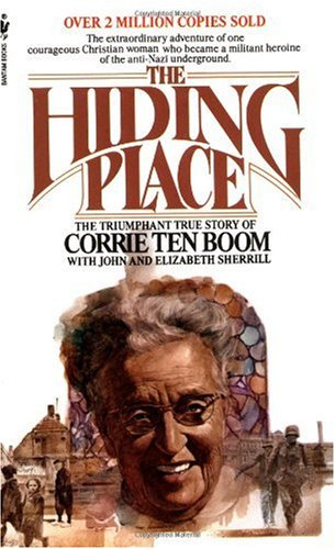 Hiding Place   1971 9780553256697 Front Cover