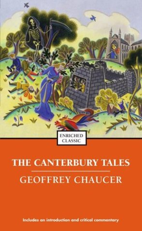 Canterbury Tales   1948 (Reprint) edition cover