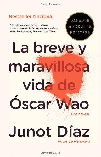 Breve y Maravillosa Vida de �scar Wao   2008 edition cover