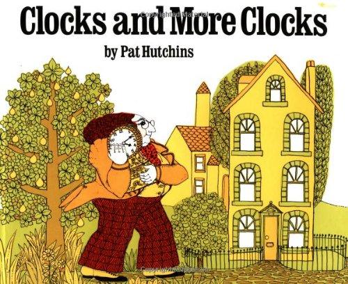 Clocks and More Clocks   1994 (Reprint) edition cover