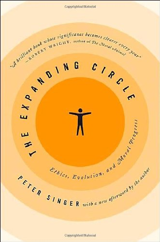 Expanding Cirle Ethics, Evolution, and Moral Progress  2011 (Revised) 9780691150697 Front Cover
