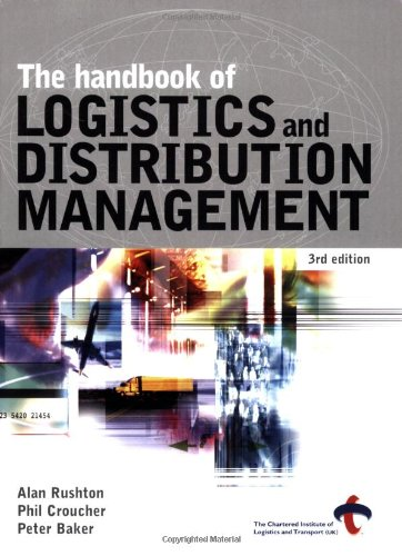 Handbook of Logistics and Distribution Management  3rd 2006 (Revised) edition cover