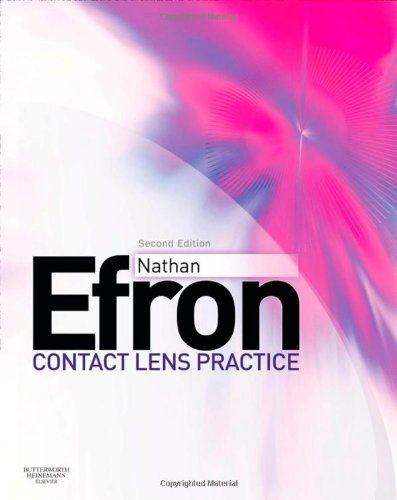 Contact Lens Practice  2nd 2010 9780750688697 Front Cover
