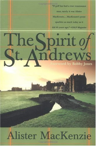 Spirit of St. Andrews  N/A edition cover
