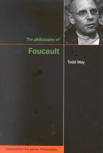 Philosophy of Foucault   2006 edition cover