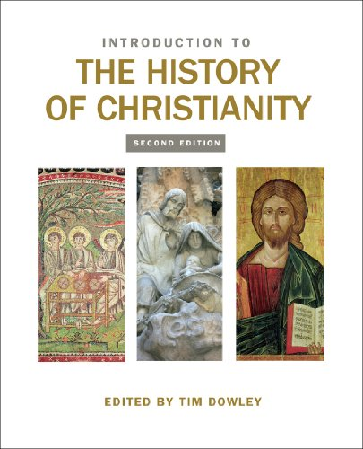 Introduction to the History of Christianity:   2013 edition cover