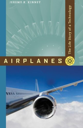 Airplanes The Life Story of a Technology  2008 edition cover