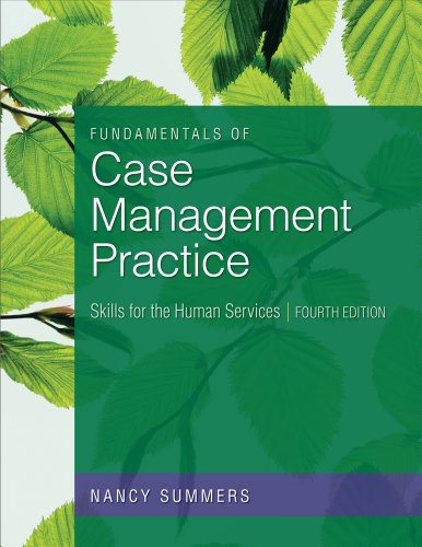 Fundamentals of Case Management Practice Skills for the Human Services 4th 2012 edition cover