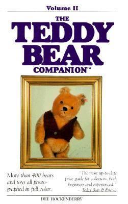 Teddy Bear Companion N/A 9780865739697 Front Cover