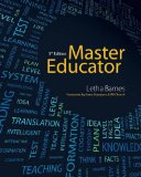 Master Educator  3rd 2014 edition cover