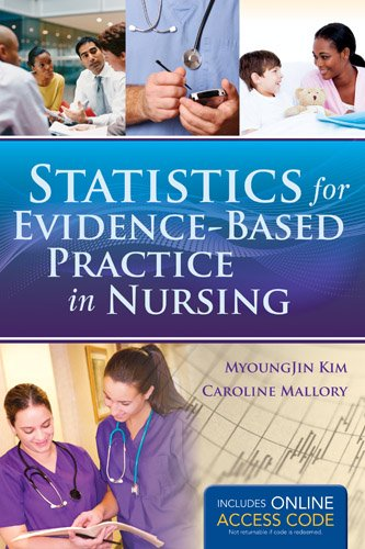 Statistics for Evidence-Based Practice in Nursing   2014 edition cover